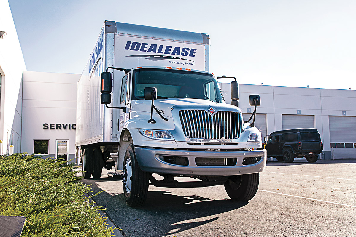 Idealease Full Service Lease