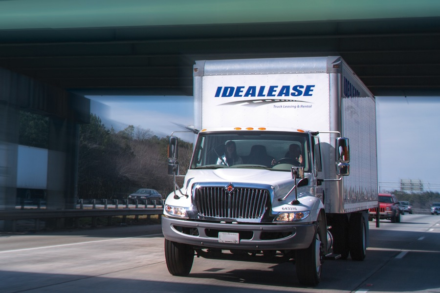 Full Service Truck Leasing