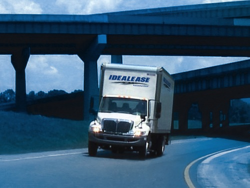 Idealease Truck Rental