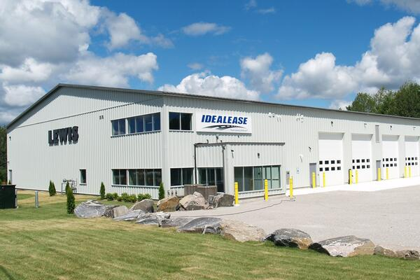 Lewis Idealease open new location in Ontario