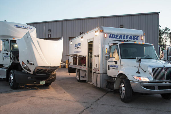 Mobile Service Commercial Truck, Preventative Maintenance