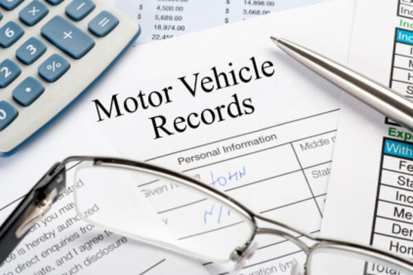 Motor Vehicle Records