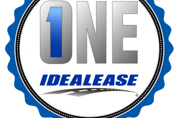 ONE Idealease Award logo